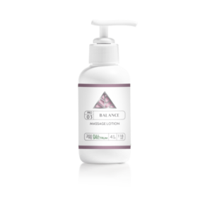 balance Full Spectrum massage lotion