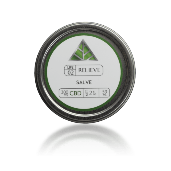 relieve salve 300 cbd
