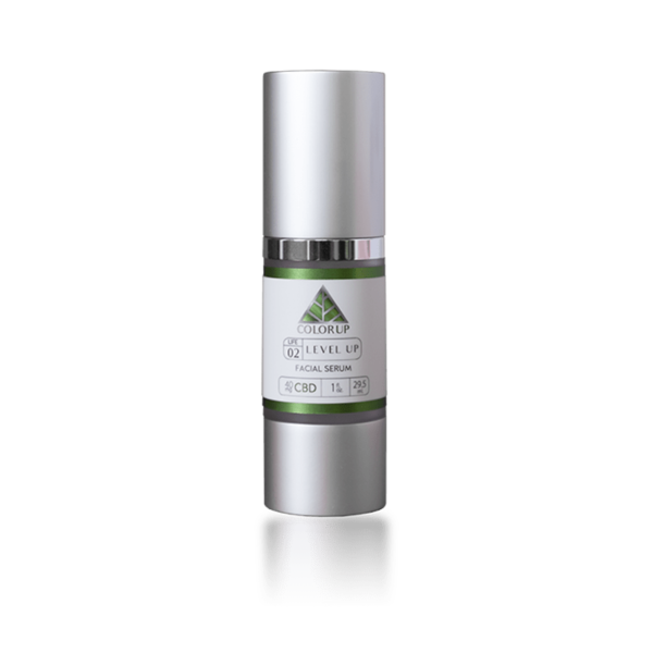 Level Up Facial Serum product photo
