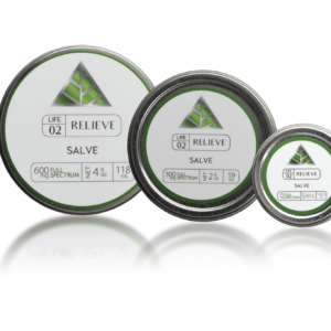 Full Spectrum Relieve Salve in 3 sizes